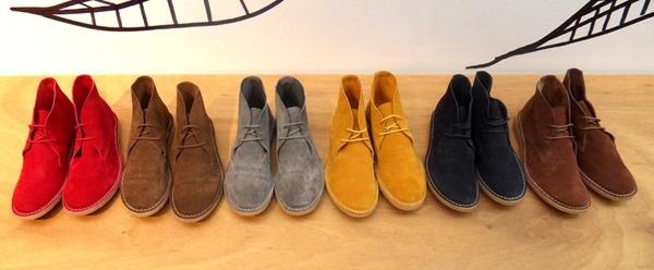 mode guide des desert boots la chaussure en daim incontournable