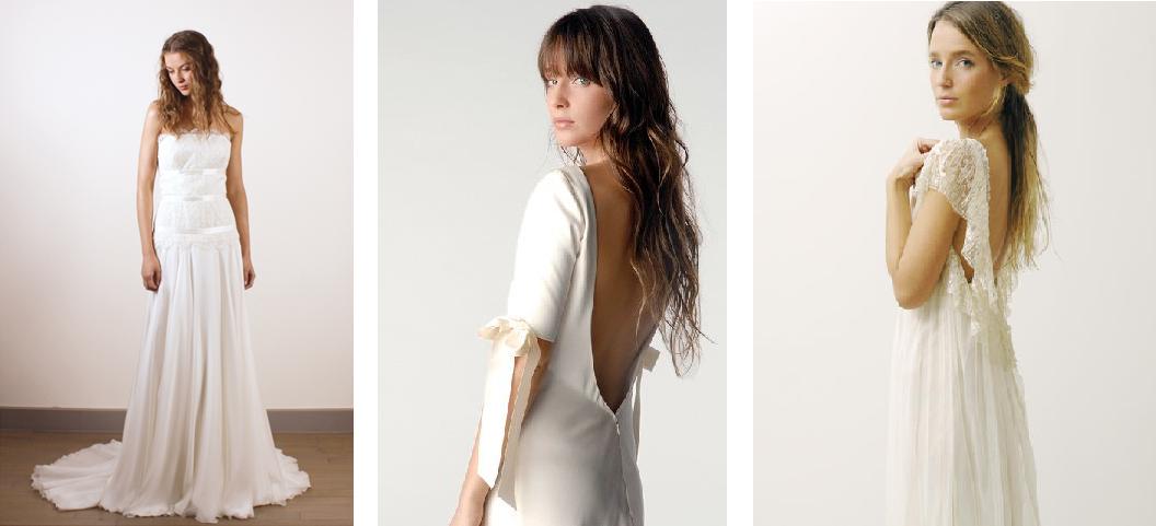 Populaire Les robes de mariée rock'n'roll de Delphine Manivet   PLEAZ FS61