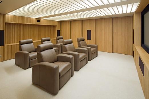 La salle de cinéma personnelle