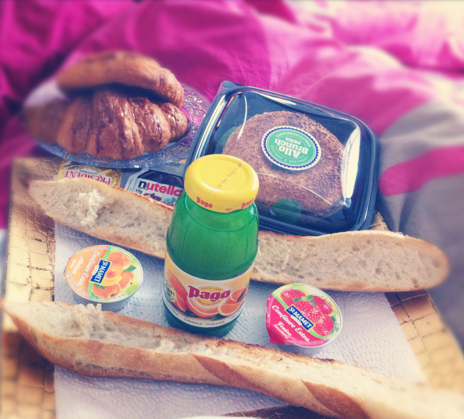 Allô Brunch vous livre votre petit-déjeuner à domicile ! - PLEAZ
