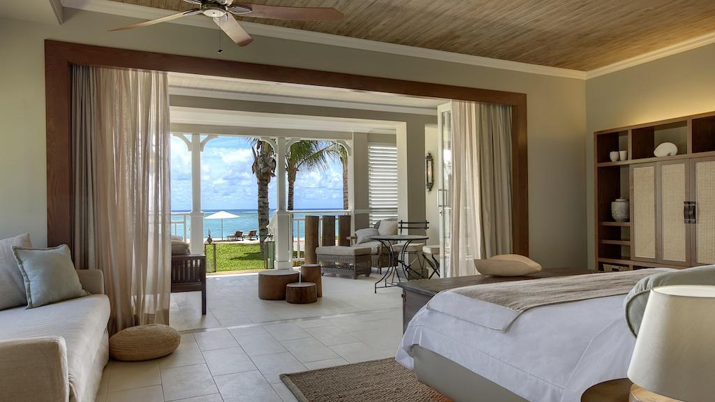 Soir 233 E De Lancement De L H 244 Tel St Regis Mauritius Resort