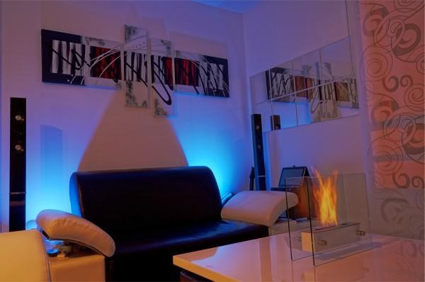 les lampes philips livingcolors vues par pleaz concours. Black Bedroom Furniture Sets. Home Design Ideas