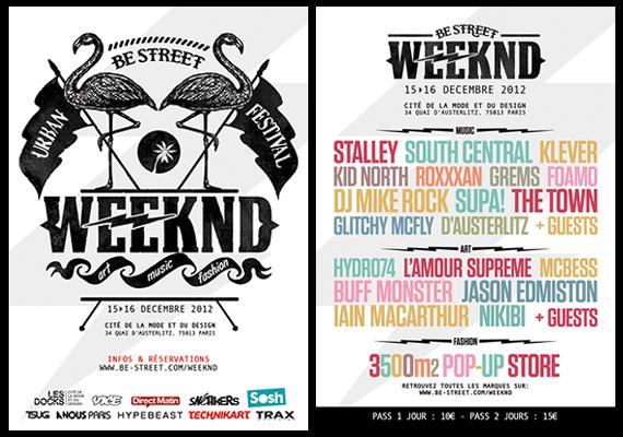 be street week end