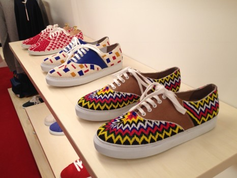 twins for peace boutique marais chaussures