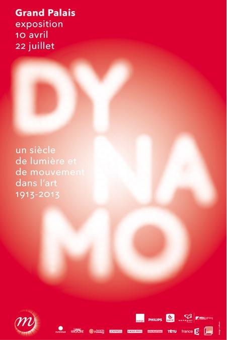 exposition dynamo grand palais affiche