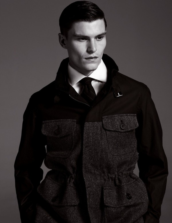 Marks & Spencer Autumn Winter 2013 Menswear (18)