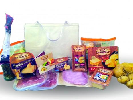 Kit service de livraison_RichesMonts