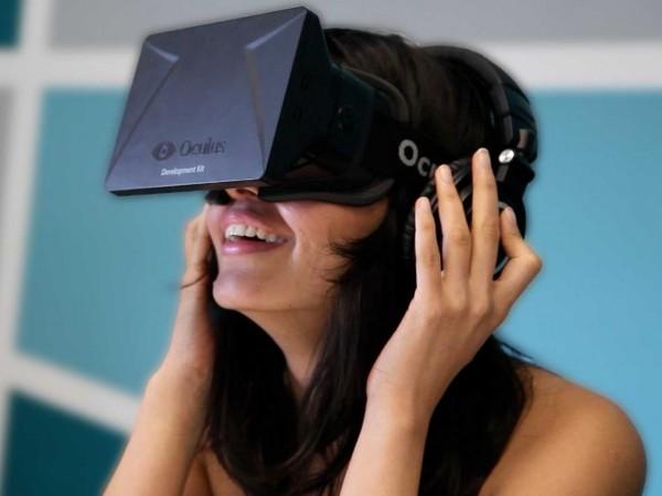 test de oculus rift
