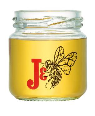 Petit pot miel rempli JB Urban Honey HD