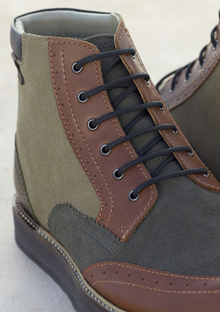AW14 Q3 MEN'S MILLARD HI - DETAIL