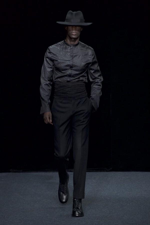 SONGZIO FW15 corée fashion designer