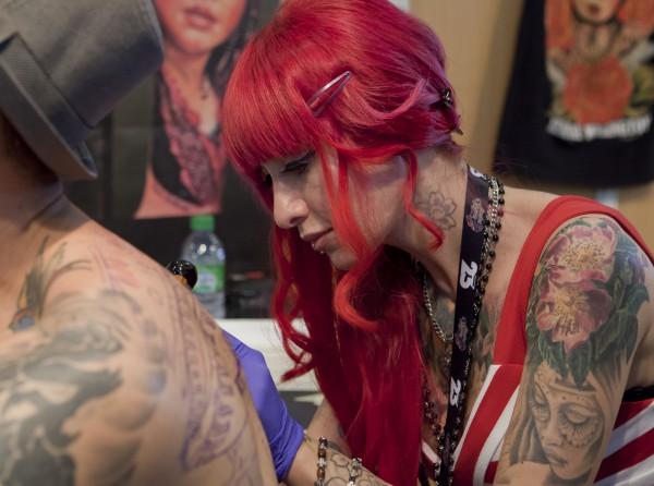 salon tattoo mondial tatouage (c) Jean-Gabriel Aubert #12