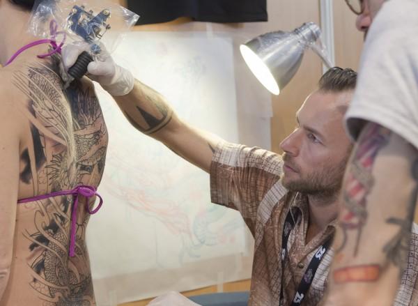 tatouage tattoo salon mondial (c) Jean-Gabriel Aubert #13