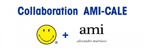 AMI X SMILEY COLETTE