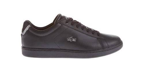 chaussures-basket-lacoste-Carnaby Evo CTR blk-41-445