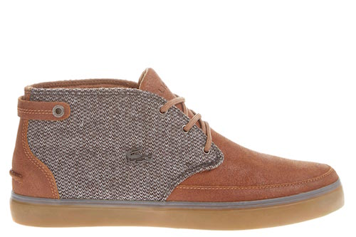 chaussures-basket-lacoste-Clavel 19 tan 41-43-45