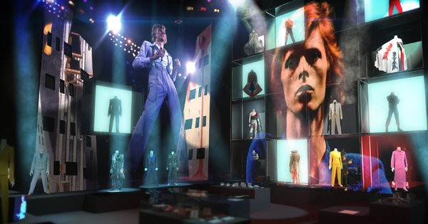museume david bowie