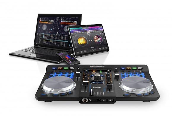 Controller-Hercules-Universal-DJ-mac