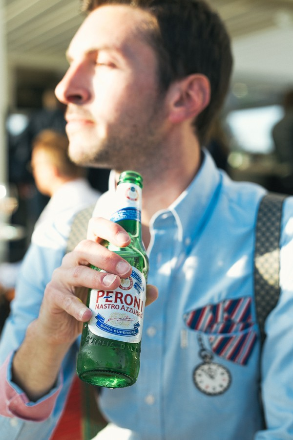 PERONI HOMME LOOKBOOK MOLITOR
