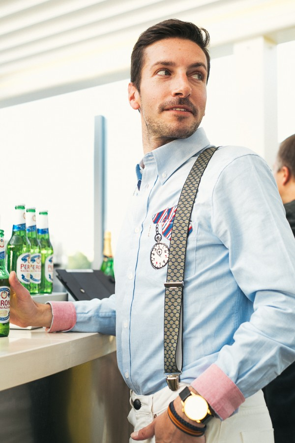 LOOKBOOK MOLITOR PERONI