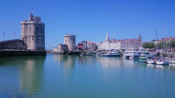 City trip la rochelle fort boyard et l 39 ile d 39 aix pleaz - Parking du vieux port la rochelle ...
