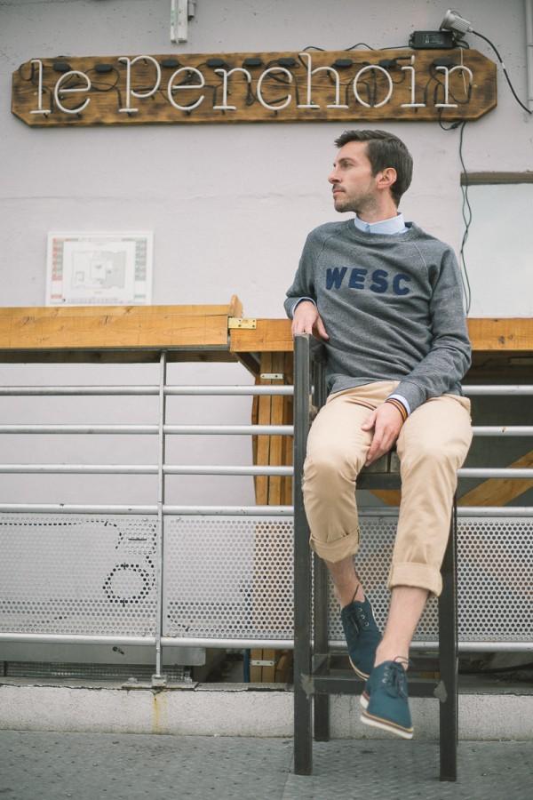 perchoir ootd outfit men