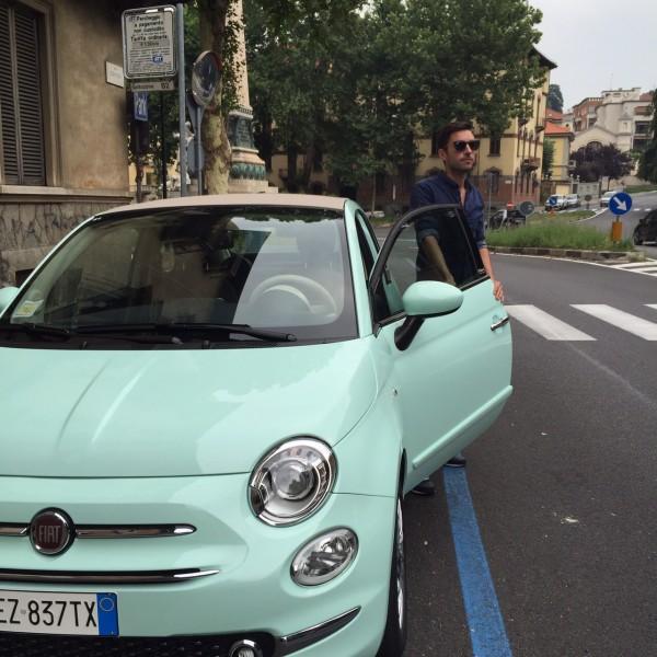 prix tarif Fiat 500