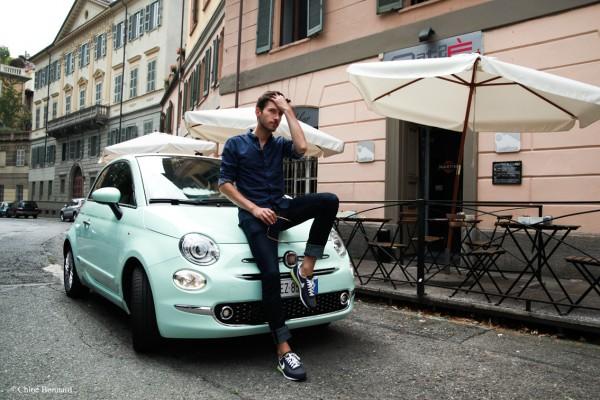 dolce vita italienne fiat 500 nouvelle
