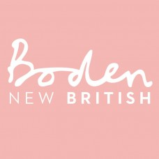 BODEN LOGO NEW BRITISH