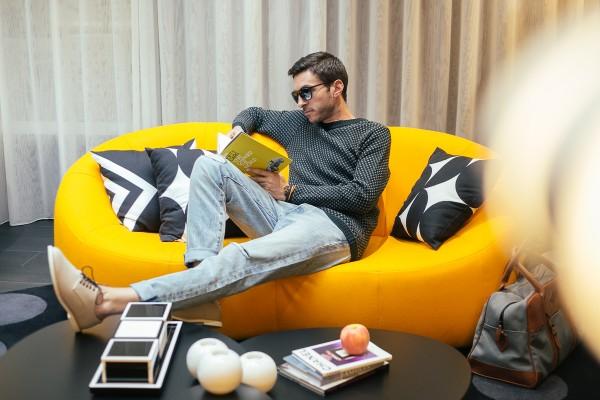 ekta boutique hotel lookbook homme