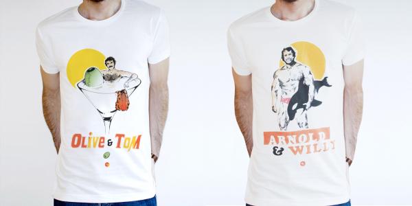 Arnold et Tom Boutique Homme