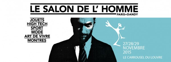 SALON HOMME PARIS 2015
