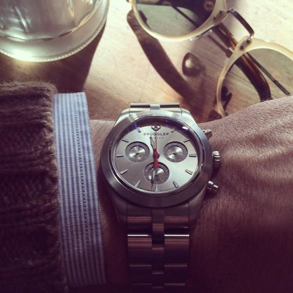 bruggler montre suisse