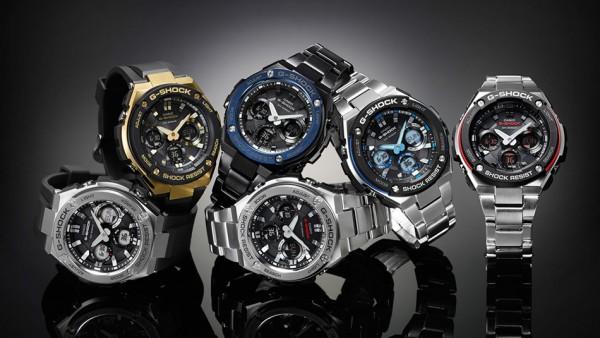 gshock-gsteel-montres-couleurs