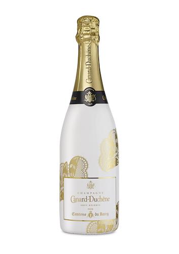 Champagne Canard-Duchêne pour CDB_éd. limitée
