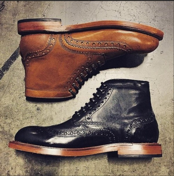 HUDSON SHOES HOMME