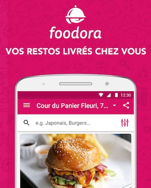 foodora-burger-livraison