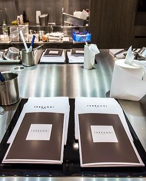 Le cours de cuisine par ferrandi et samsung pleaz - Cours de cuisine ferrandi ...