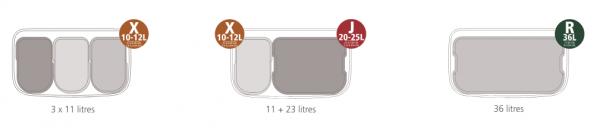 brabantia transforme une poubelle en mobilier design pleaz. Black Bedroom Furniture Sets. Home Design Ideas